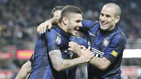 Inter 3-1 Genoa: Diện mạo mới của Inter
