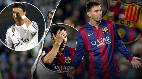 Messi: Cái tôi không kém Ronaldo