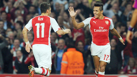 Arsenal sẽ còn đáng sợ hơn