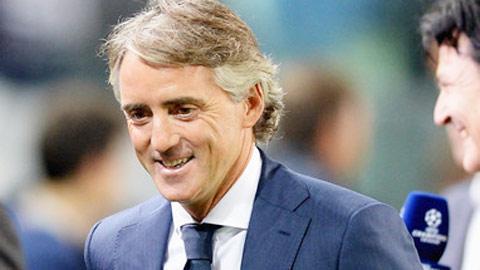 Mancini dọn đường sang PSG