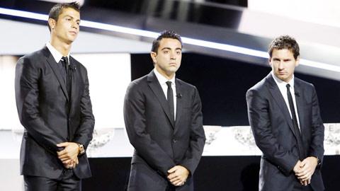 Những nạn nhân thời Messi - Ronaldo