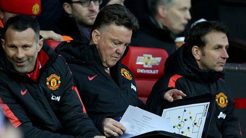 M.U: Lối thoát nào cho Van Gaal?