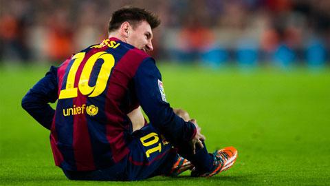 Messi sẽ trở lại trong năm 2015?