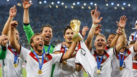 Gala QBV 2014: Đêm tôn vinh người Đức