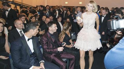 Sau giờ bóng lăn (13/1): Ronaldo và Messi ngẩn ngơ trước