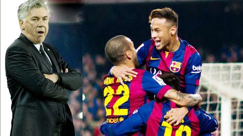 Real, hãy nhìn Barca mà học hỏi!