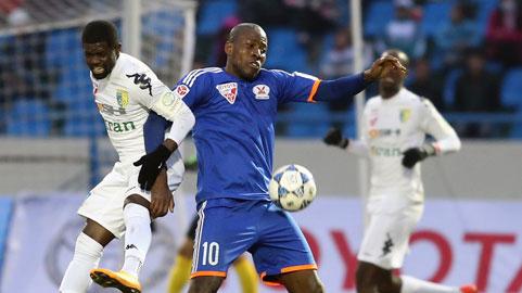 Jhonatan Mariano Bernardo (Than.QN): Ngôi sao... Đông Timor ở V.League