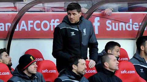 Liverpool có nguy cơ mất Gerrard ở đại chiến với Chelsea