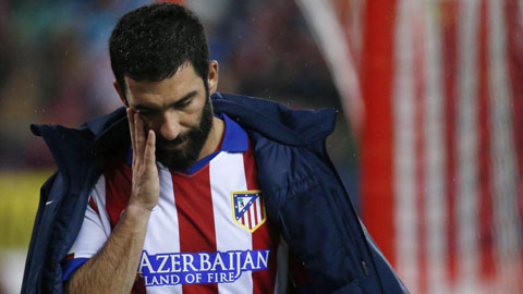 Atletico: Nhà vô địch bị ghẻ lạnh
