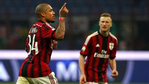 Milan 2-1 Sassuolo: Sự trả thù ngọt ngào