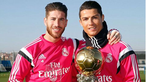 Ronaldo, James Rodriguez khoe chiến tích tại Real Madrid