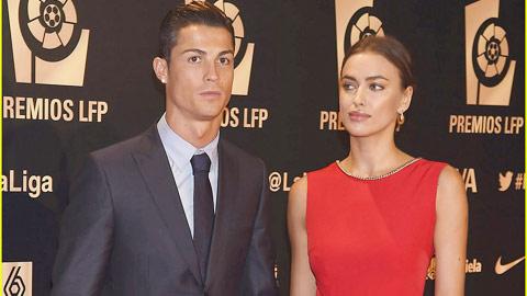 Ronaldo và Irina Shayk đường ai nấy đi?