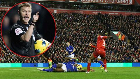 5 sai lầm nghiêm trọng nhất của trọng tài Premier League mùa này