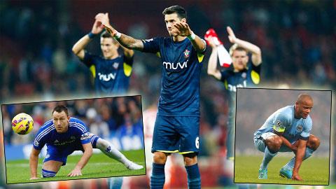 Góc nhìn: Muốn vào top 4 Premier League, phải thủ tốt!