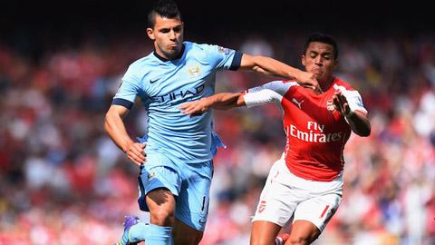 Aguero & Sanchez: Long hổ tranh hùng