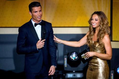 Ronaldo được bầu là Cầu thủ xuất sắc nhất lịch sử Bồ Đào Nha