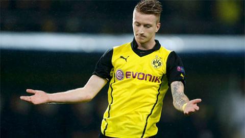 Dortmund dừng mua sắm ở kỳ chuyển nhượng mùa Đông: Trông cả vào Reus!