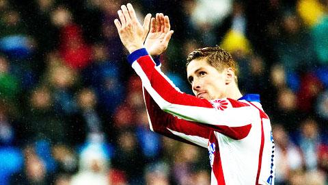 Torres: Con tim vui trở lại