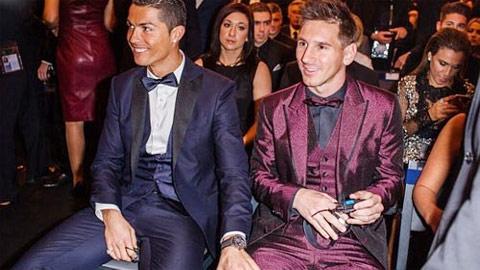 Điều ước thứ tám của C.Ronaldo