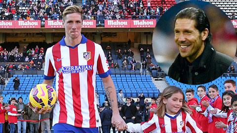 Torres đã tìm đúng thầy để