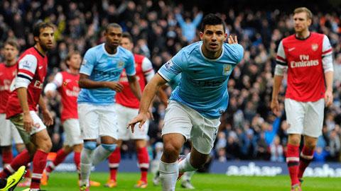 Vì sao Arsenal không nên đôi công với Man City?