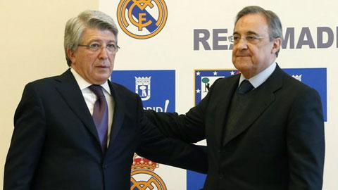 Real và Atletico cũng có nguy cơ bị cấm chuyển nhượng