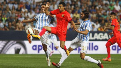 01h00 ngày 19/1, Deportivo vs Barcelona: Tập bắn trước đại chiến