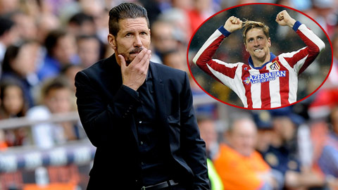 Torres tỏa sáng, Simeone… đau đầu