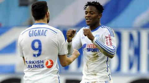 03h00 ngày 19/1, Marseille vs Guingamp: Chủ nhà trở lại