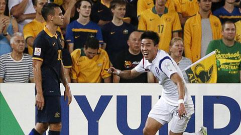 Asian Cup 2015: Hàn Quốc thắng tuyệt đối