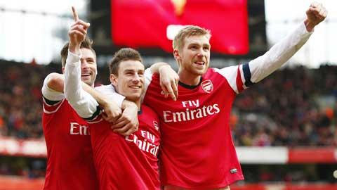 Arsenal: Phòng ngự là bài toán sống còn!