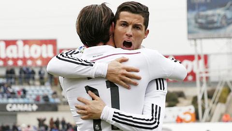 """Ronaldo đã """"thông nòng"""""""