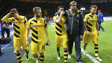 Dortmund thắng nhưng chưa hết… đen!