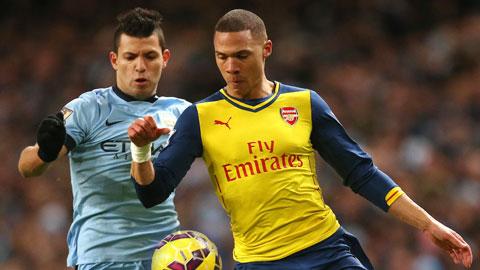 Arsenal & cú lột xác ngoạn mục