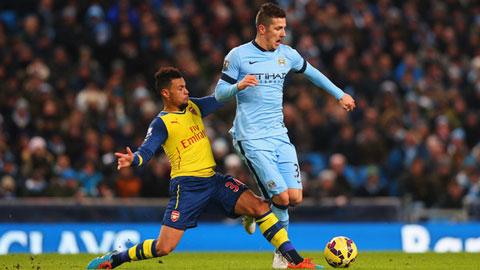 Francis Coquelin: Chìa khóa thành công cho Arsenal
