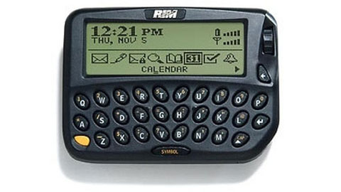 BlackBerry và câu chuyện 16 năm trước