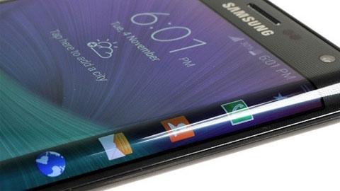 Galaxy S6 sẽ có 2 màn hình cong