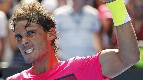 Vòng 1 Australian Open: Nadal trở lại ngoạn mục, Federer và Murray đi tiếp
