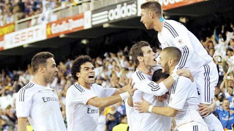 Real Madrid: Ngai vàng vẫy gọi, kỷ lục đang chờ!