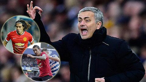 Mourinho từng từ chối Falcao và Di Maria vì tiền lương quá cao