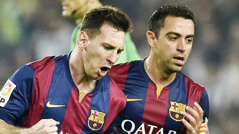 Không phối hợp được với Messi thì đừng đá bóng!