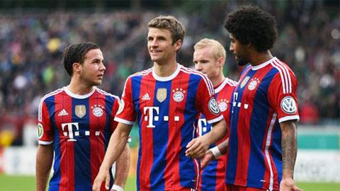 Bayern bị chỉ trích vì chọn điểm tập huấn ở Trung Đông