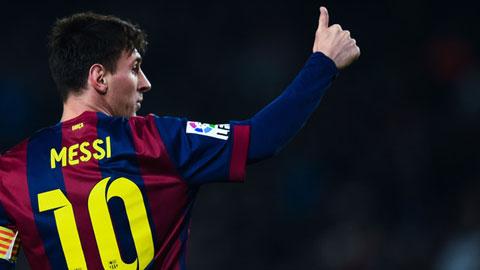 5 lý do Messi tìm lại đỉnh cao phong độ