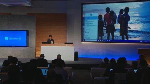 15 tính năng mới của Windows 10 vừa ra mắt
