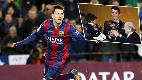 Năm nay, Messi quyết hạ bệ Ronaldo!