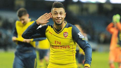 Coquelin, tiền vệ phòng ngự số 1 Arsenal