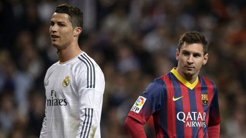 Ronaldo, Messi lọt vào danh sách đề cử giải