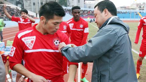"""HLV Trương Việt Hoàng: Sức bật từ… """"người cầm lái"""""""