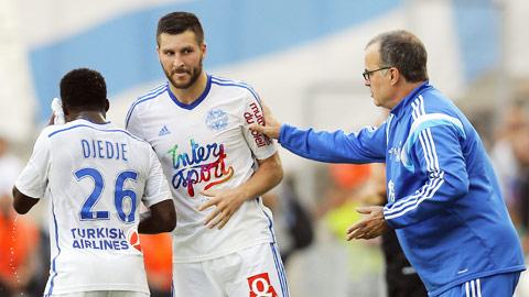 02h30 ngày 24/1, Nice vs Marseille: Chờ Bielsa trổ tài!