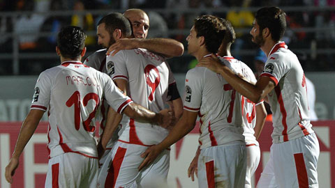 CAN 2015: Tunisia lên ngôi đầu bảng B